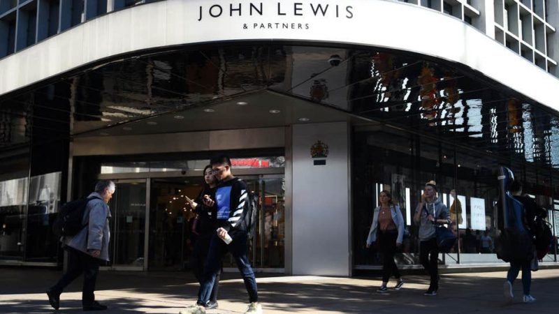 John Lewis could reduce size of Oxford Street store by up to 40 per cent
