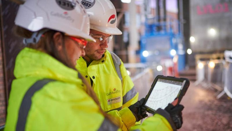 Market report: Galliford Try makes gains as it builds up work